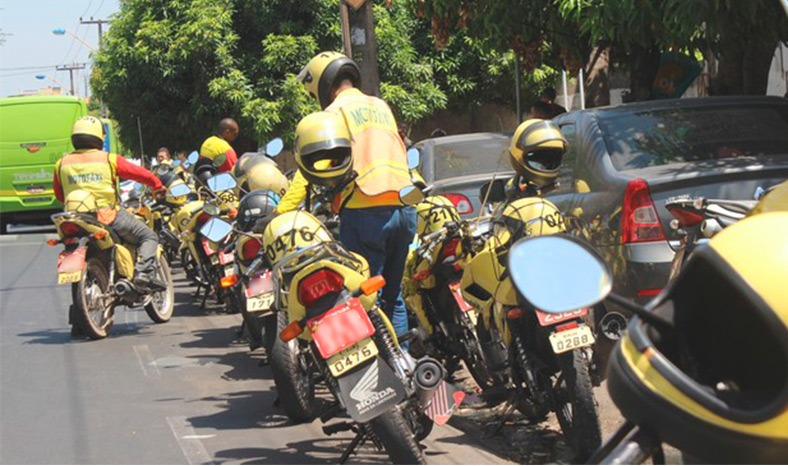 Prefeitura de Parauapebas vai comprar kits para mototaxistas