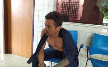 Traficante preso em flagrante tenta subornar policiais do Grupo Tático