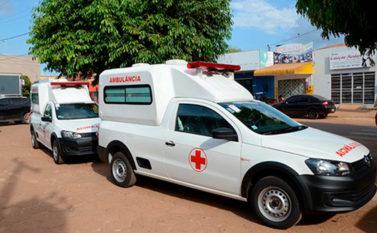 Canaã licita ambulâncias para prestação de socorro