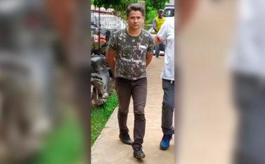 Coautor de assalto preso dez anos depois pela PM em Parauapebas