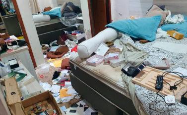 Ladrão é preso com parte de objetos roubados de residência no Cidade Jardim