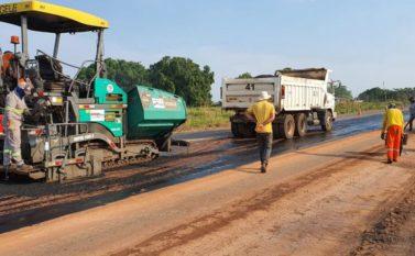 Reconstrução da PA-150 chega a três municípios no sudeste do Pará