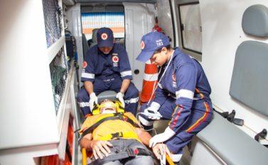 Ministério da Saúde reabilita recursos para o Samu de Parauapebas