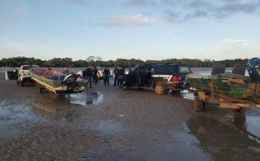 Operação combate captura ilegal de caranguejo em Soure