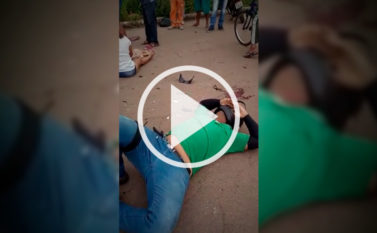 Acidente entre duas motos deixa quatro pessoas feridas em Canaã dos Carajás