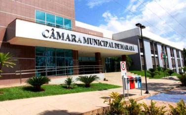 Câmara de Marabá envia ao TCM R$ 1,2 milhão em combustíveis e placas para 2020