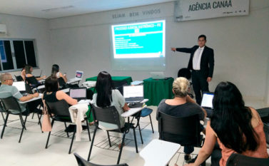 OAB de Canaã promove capacitação sobre Processo Judicial Eletrônico e Direito Eleitoral