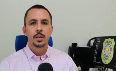 PM prende acusado de matar mãe e filha em Breu Branco