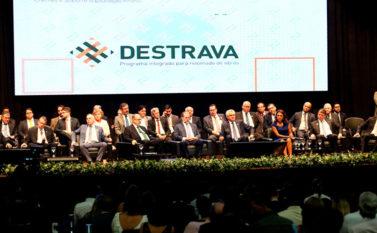 Lançada primeira ação interinstitucional para retomada de 14 mil obras paralisadas em todo o país