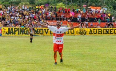 Carajás e Castanhal empatam em jogo movimentado no Estádio Mamazão em Outeiro