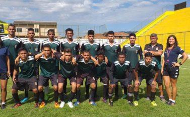 Clube Atlético Paraense se prepara para a disputa do campeonato estadual sub-20