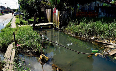 Ananindeua lidera falta de saneamento básico no país, diz Trata Brasil