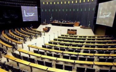 Cancelada sessão do Congresso como prevenção ao COVID-19