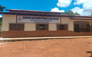 Centro de Convivência do Idoso retoma atividades em Conceição do Araguaia