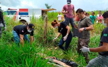 Corpo de homem encontrado na zona rural de Parauapebas