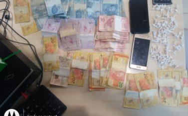 Polícia Militar prende em Jacundá traficante com quase 100 pedras de óxi
