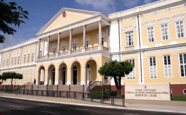 Tribunal de Justiça do Pará suspende expediente até 30 de abril