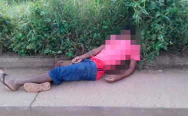 Jovem de 18 anos encontrado morto em estrada de chão em Parauapebas
