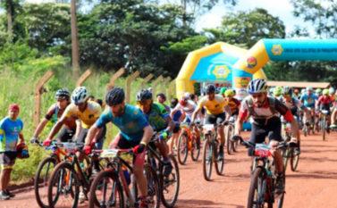 Mais de 200 atletas participaram do 3° XCM de Mountain Bike em Parauapebas