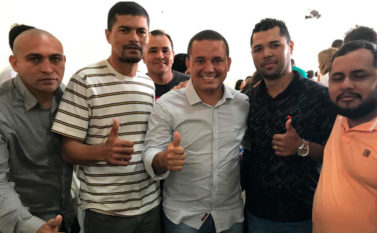 Partido Liberal, do deputado estadual Alex Santiago declara apoio a Jean Carlos para as eleições em Canaã dos Carajás