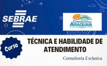 Sebrae realiza curso para profissionais de Conceição do Araguaia