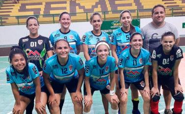 Time da Palmares vence o torneio beneficente de futsal feminino