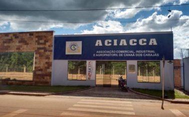 ACIACCA orienta comerciantes de Canaã para medidas de prevenção do Coronavírus