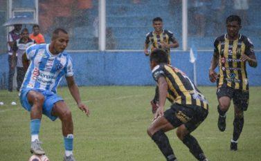 Paysandu vence o Castanhal e assume de vez a liderança do Campeonato Paraense