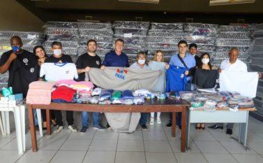 Na prevenção contra o coronavírus, o estádio Mangueirão já abriga pessoas em situação de rua