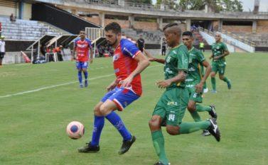 Tapajós goleia o Bragantino no Estádio Barbalhão e sai do Z2 do Campeonato Paraense