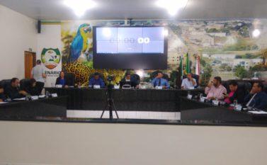 Mais da metade dos vereadores de Canaã dos Carajás mudou de partido