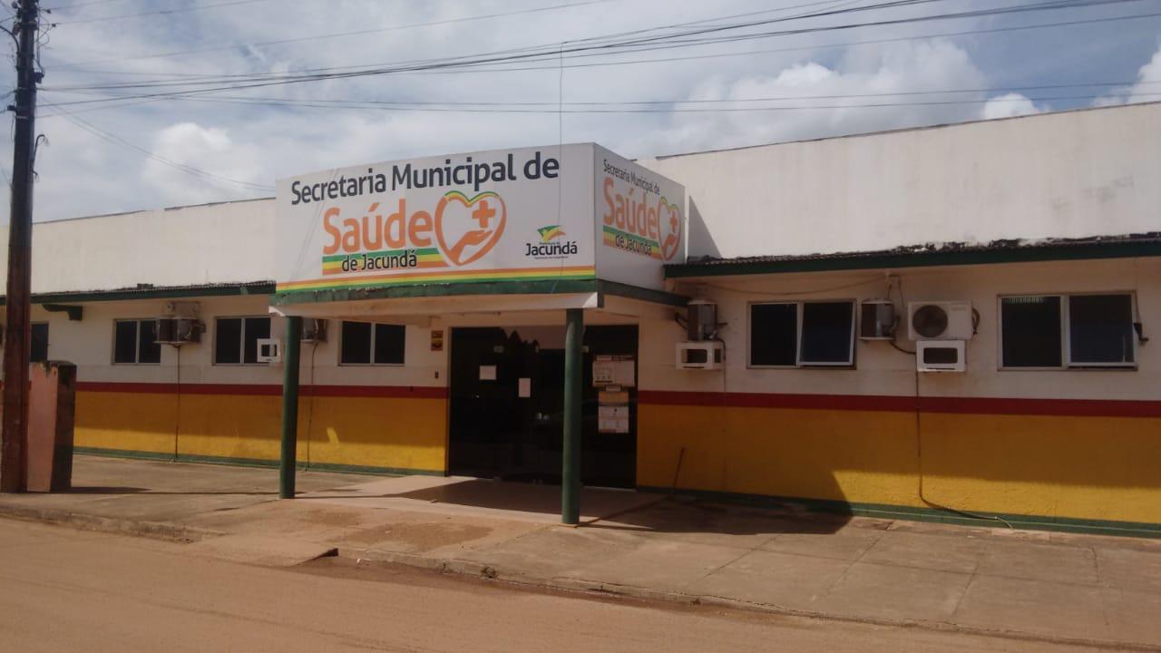 Testes rápidos apontam 5 casos de covid-19 em Jacundá