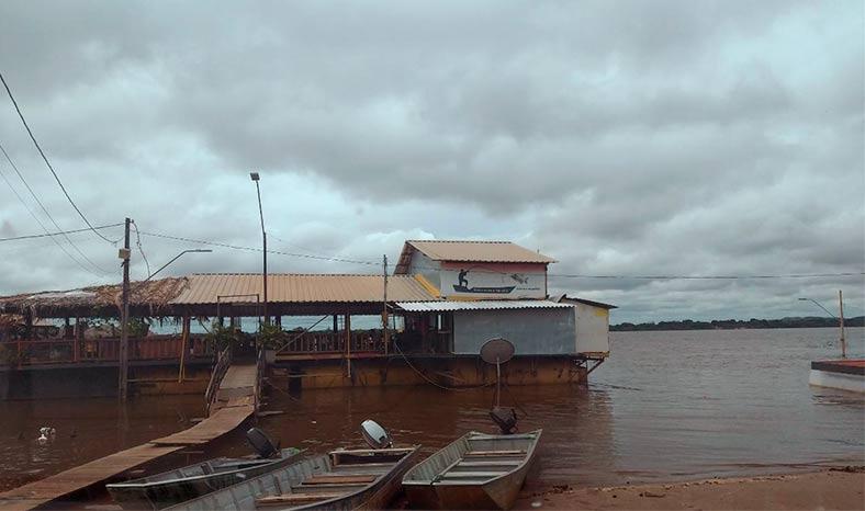 Decreto proíbe instalação de acampamentos às margens do Rio Araguaia
