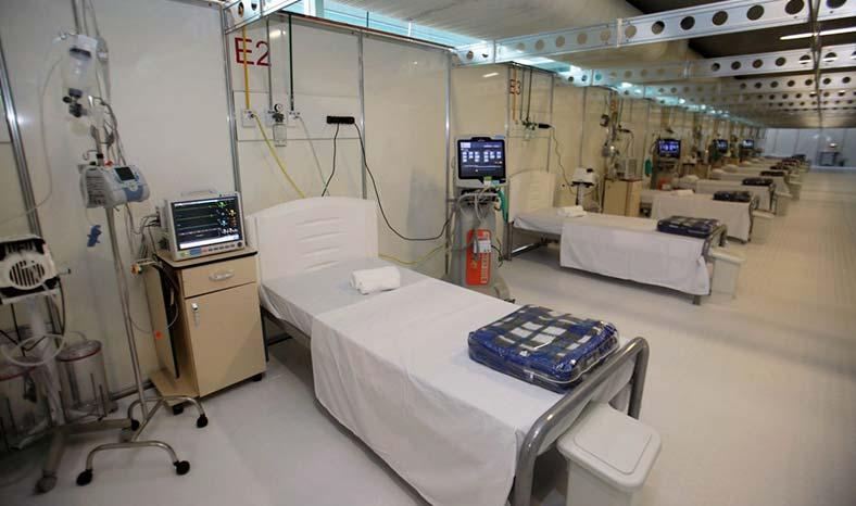 Parauapebas e Redenção vão ganhar hospital de campanha