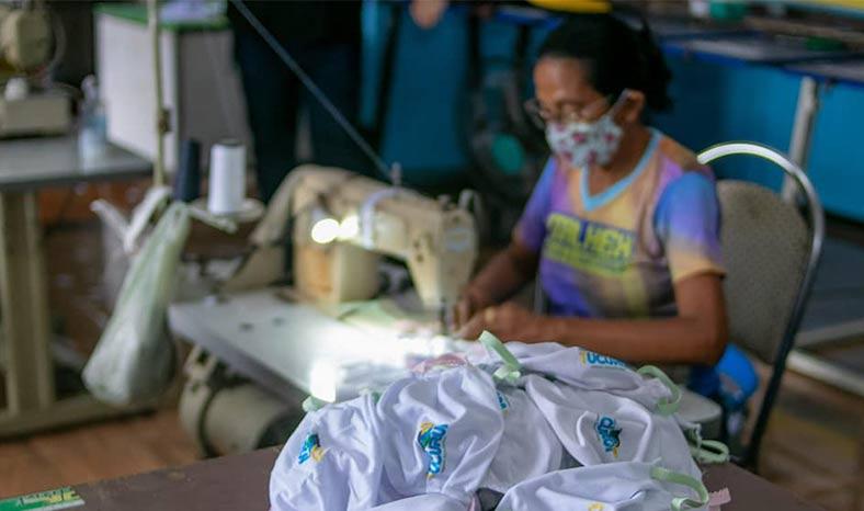 Prefeitura de Tucuruí inicia entrega de 100 mil máscaras à população