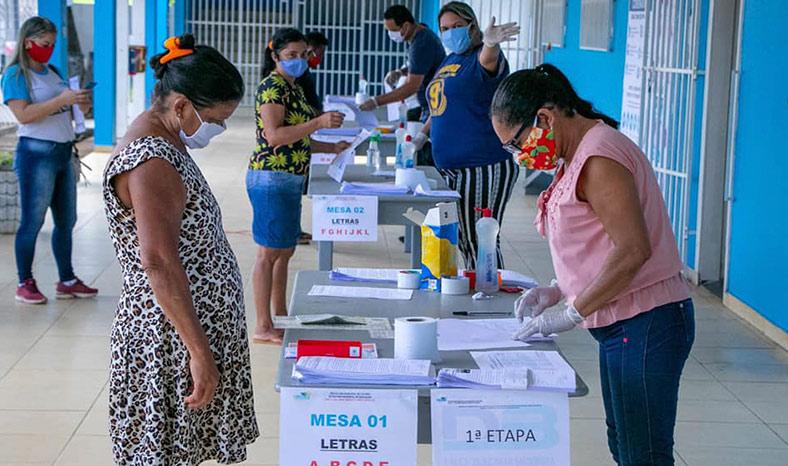 Prefeitura de Tucuruí inicia distribuição de kits de alimentos aos alunos