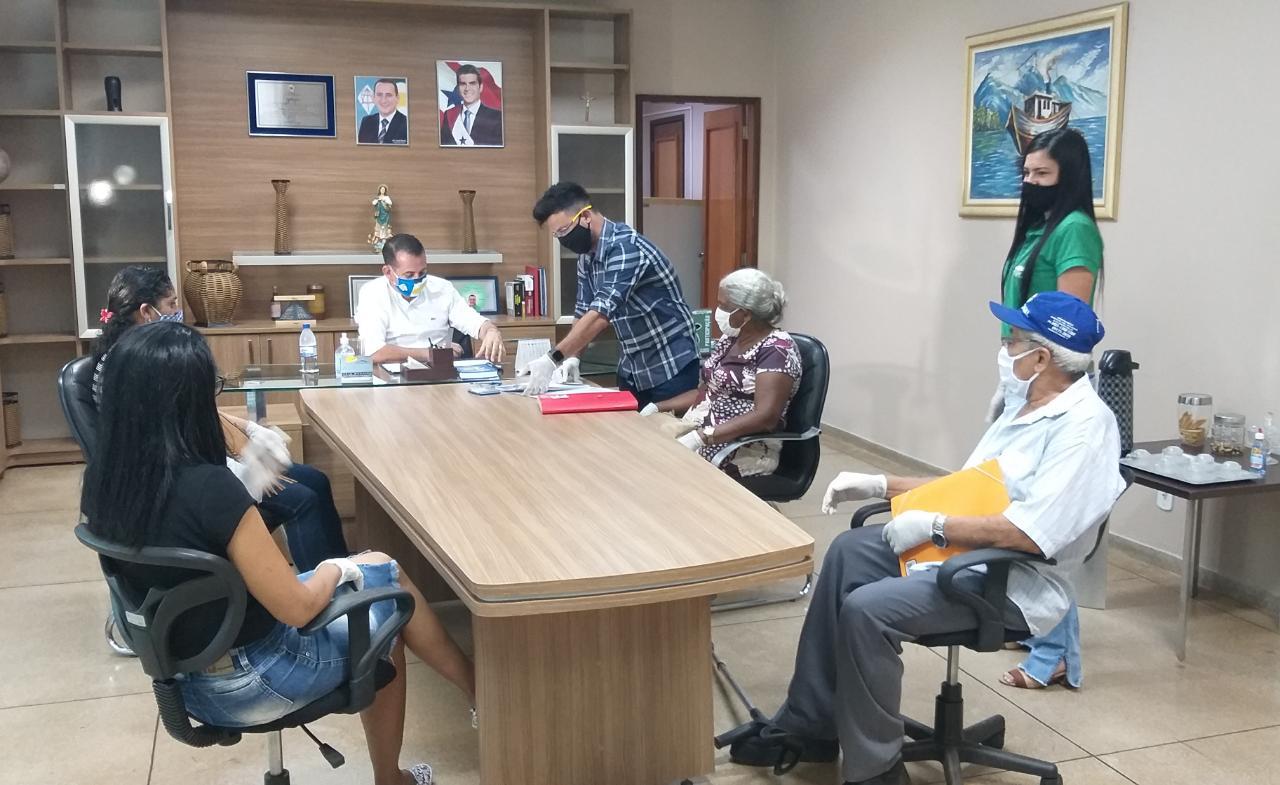 Parceria entre Prefeitura e Instituto IDEPLAN garante a entrega de 110 títulos de propriedade em Conceição do Araguaia