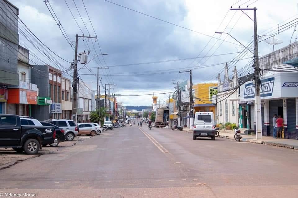 Tucuruí projeta reabertura do comércio não essencial no próximo dia 29