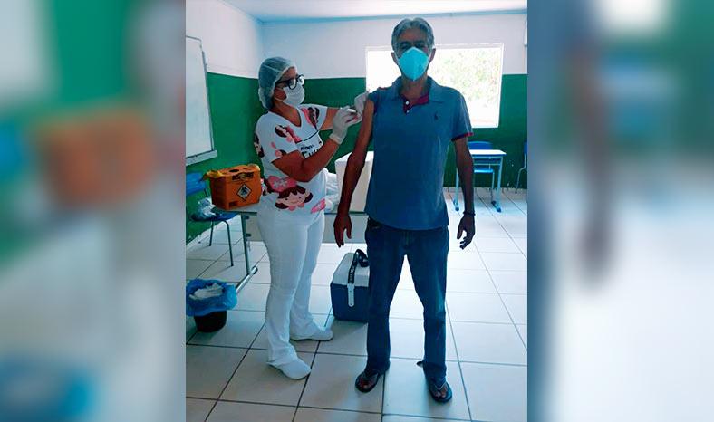 Campanha de Vacinação contra Gripe segue até o dia 13 de junho em Conceição do Araguaia