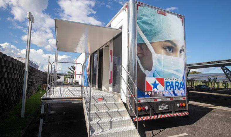 Policlínica Itinerante estará em Marabá na semana de 8 a 15 de junho