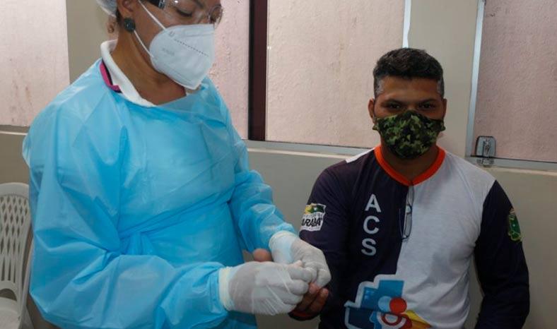 Prefeitura de Marabá implanta mais uma central de testagem rápida para covid-19