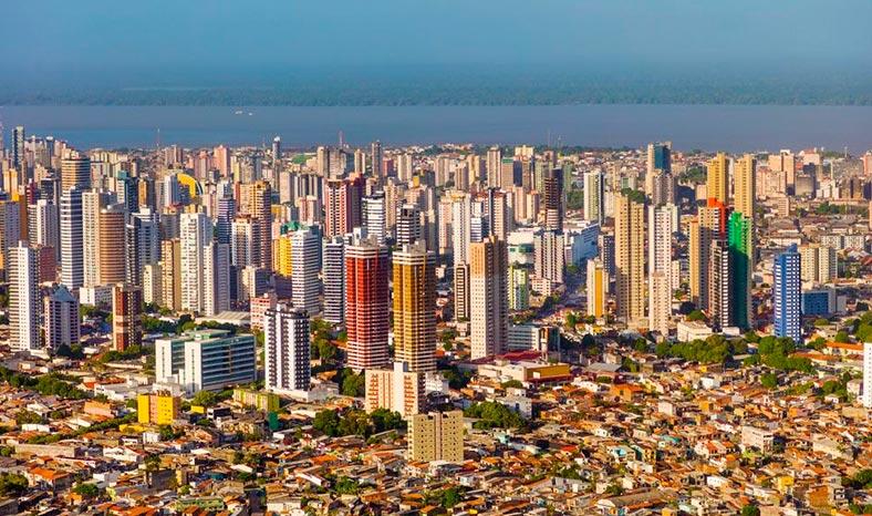Pará tem 3 capitais regionais e 2ª metrópole mais pobre do país, revela pesquisa