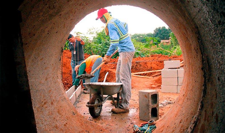 Construmabe vence licitação de drenagem de R$ 8,7 milhões em Parauapebas