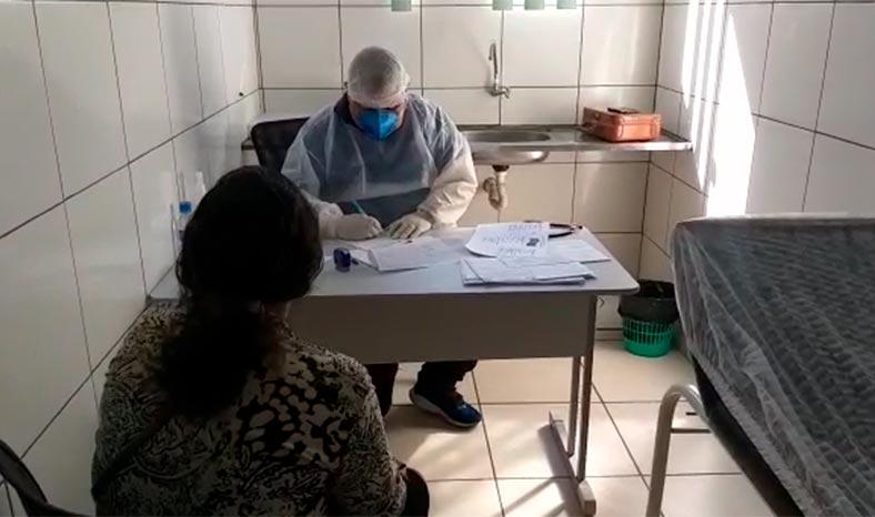 Prefeitura de Conceição do Araguaia inicia atividades no Centro de Atendimento da Covid-19