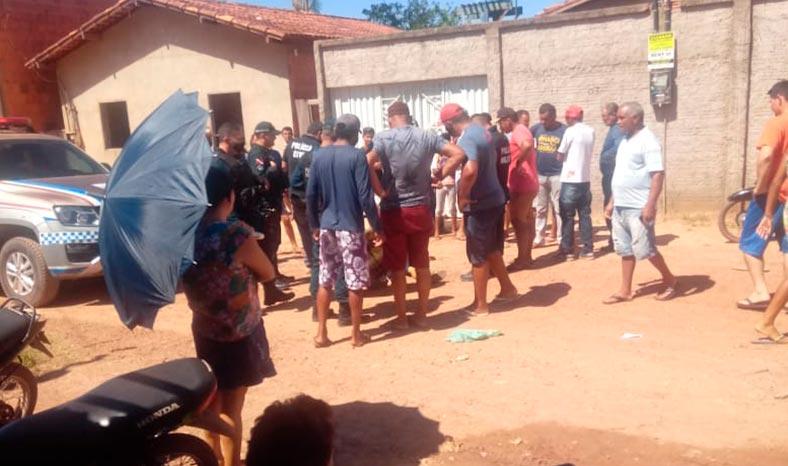 Execução de idoso no meio da rua repercute em Jacundá