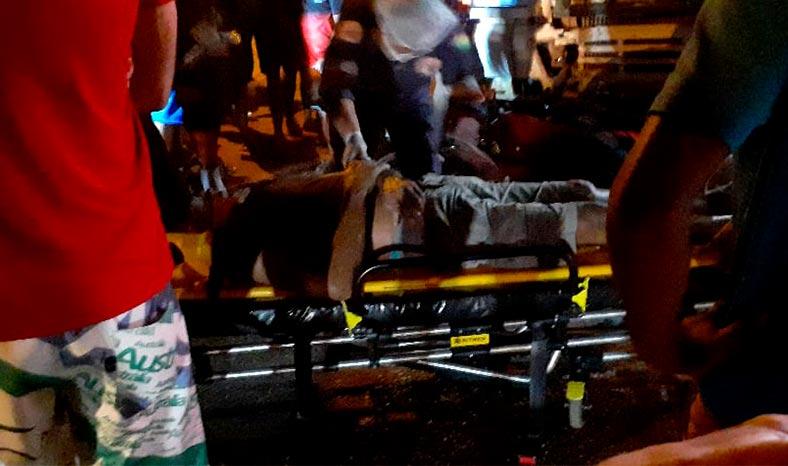 Jacundá registra a oitava morte no trânsito neste ano