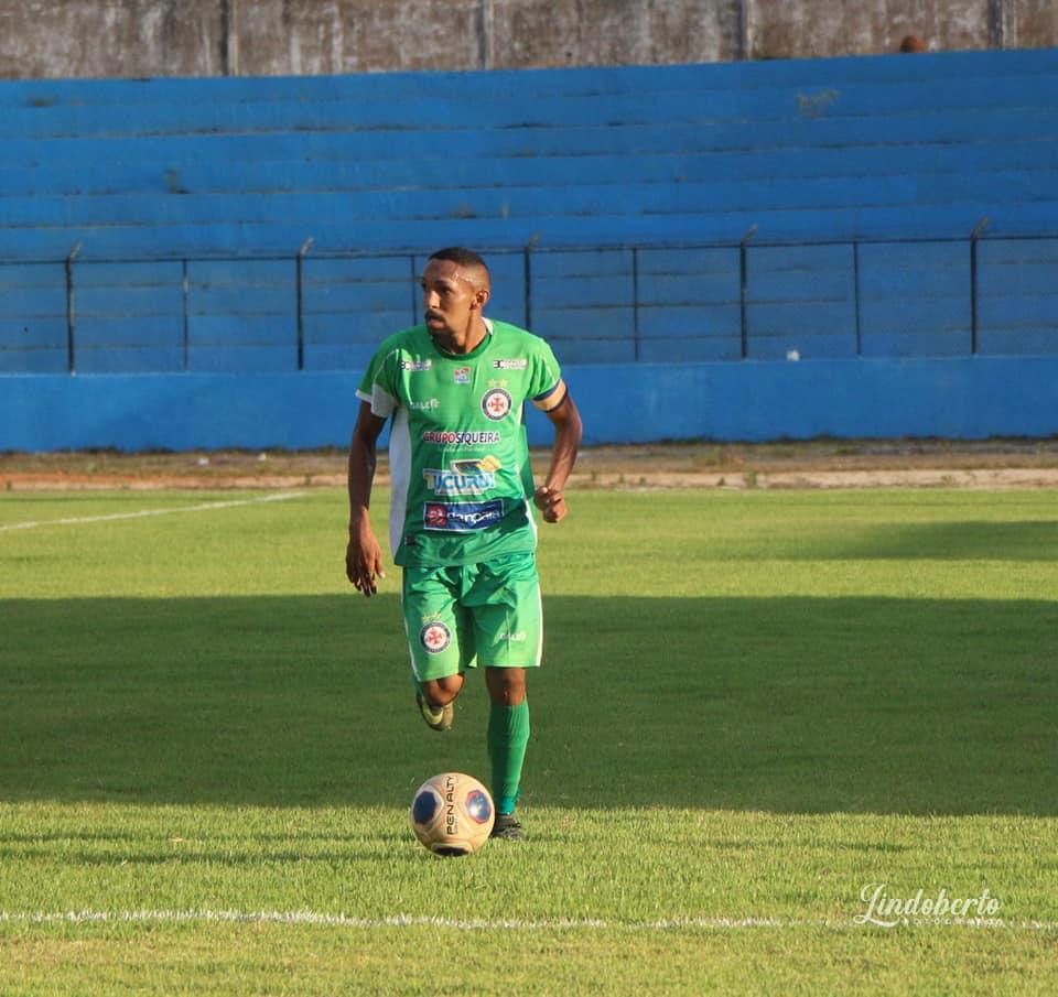 Leandro Cabecinha está deixando o Independente Tucuruí para atuar no futebol europeu