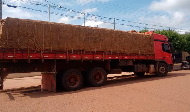 MP denuncia quatro por envolvimento em desvio de madeira da Prefeitura de Jacundá