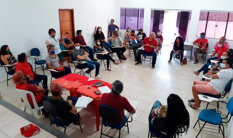 PT de Marabá poderá ter candidatura própria à prefeitura