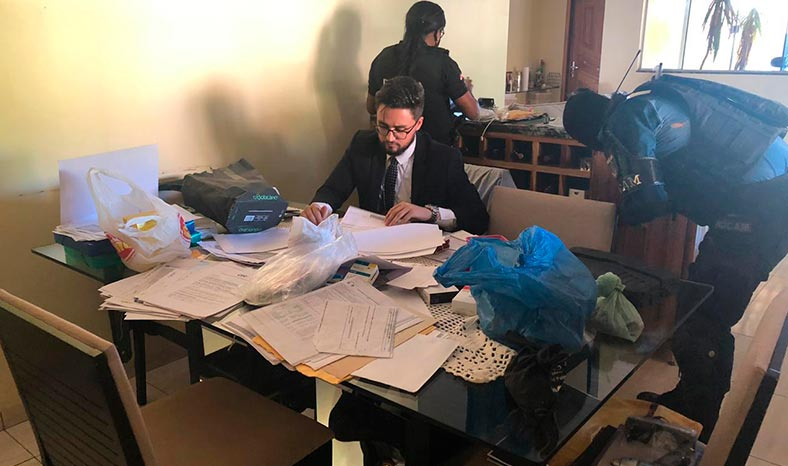 Polícia Civil de Santana do Araguaia realiza operação contra cobrança de valores abusivos em Cartório